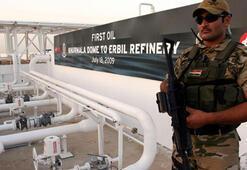 Kürt yönetimi, Türkiyeye petrol göndermeye başladı