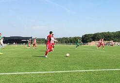 Sivasspor, Elaziz Belediyesporu 4-1 mağlup etti