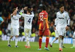 Avrupa basınında Real Madrid - Galatasaray maçı yorumları...