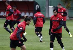 Gençlerbirliği, Galatasaray hazırlıklarına başladı