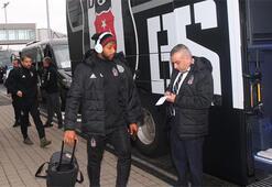 Beşiktaş Almanyada 6 as oyuncu götürülmedi...