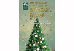 Kemer Country Kulüp Ormanda yeni yıl coşkusu