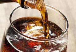Gazlı içeceklerde alarm