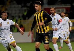 MKE Ankaragücü - İstanbulspor: 1-0