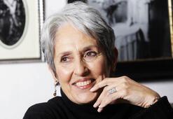 Joan Baez İzmire geliyor