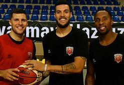 Eskişehir Basketin yıldızları çok mutlu