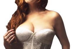 Mad Men göğüsleri Türkiyeye geldi