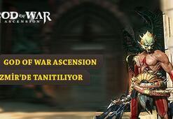 God of War Ascension İzmirde Tanıtılıyor