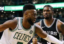 Boston Celtics 5te 5 yaptı