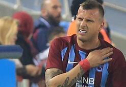 Trabzonspordan Jan Durica'nın sağlık durumuyla ilgili açıklama