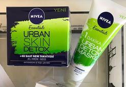 Şehrin olumsuz etkilerine karşı Urban Skin