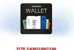 İşte Samsungun Dijital Cüzdanı