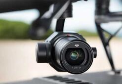 DJIdan profesyonellere özel 6K video kaydı yapabilen Zenmuse X7