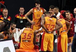 Galatasaray Odebank ilk galibiyetini arıyor