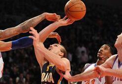 NBAde heyecan sürüyor