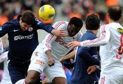 Sivasspor ile İstanbul B.B ligde 14. randevuda