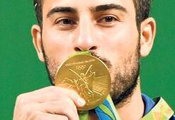 Olimpiyat ALTIN madalyasını depremzedeler için satacak