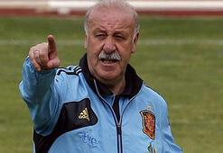 Del Bosque İspanyayı bırakıyor