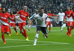 Beşiktaş meşaleyi yaktı İşte Beşiktaş-Monaco maç özeti