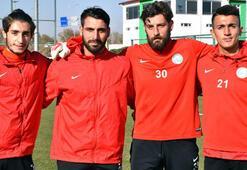 Sivas Belediyesporun tek rakibi Barcelona