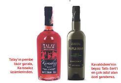 Özel şaraplar, güzel şaraplar