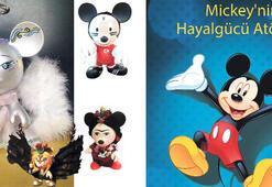 Dilekler Mickey'le gerçek oluyor