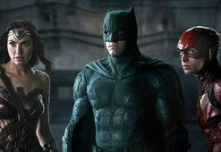 Batman, Justice League posterinde göründü