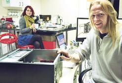 Bilgisayar tamircisinde İngilizce pratiği
