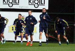 Fenerbahçede Sivas hazırlığı sürüyor
