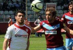 Samsunspordan 1461 Trabzona çelme