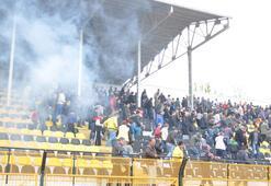 Amatör maçta olaylar çıktı: 11 yaralı