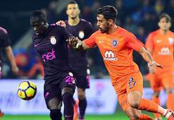 Medipol Başakşehir - Galatasaray: 5-1 (İşte maçın özeti)