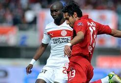 MP Antalyaspor, Gaziantepspora acımadı: 5-2