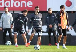 Beşitaşta Porto maçı hazırlıkları başladı