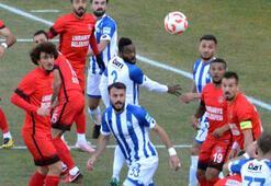 Büyükşehir Belediye Erzurumspor: 0 -  Ümraniyespor: 0