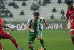 Atiker Konyaspor 1 - 1 Antalyaspor