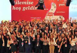 PwC Türkiye'nin 243 mezunu işbaşı yaptı