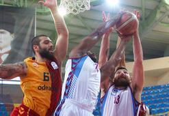 Trabzonspor: 103 -  Galatasaray Odeabank: 82