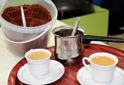 Gaziantepli girişimci bulgurdan kahve yaptı