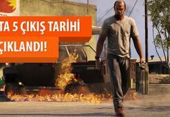 GTA 5 Çıkış Tarihi Açıklandı