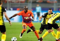 Eski Adana Demirsporlu futbolcu Dortmundu yine yıktı