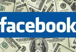 Facebookun net kazancı 4.7 milyar dolar oldu
