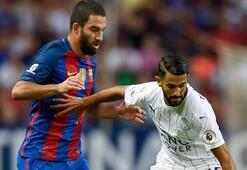 Arda oynadı, Barcelona gol yağdırdı