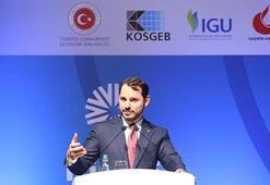 Bakan Albayrak: Türkiye bir üst lige çıktı