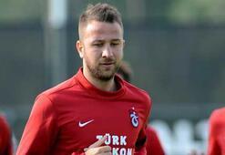 Trabzonsporda Giray ve Bamba sevinci