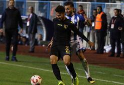 Büyükşehir Belediye Erzurumspor-İstanbulspor: 1-0