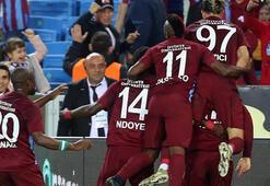 Trabzonspor - Osmanlıspor: 4-3