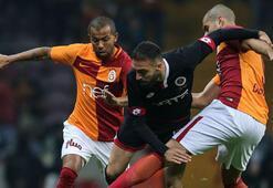 Galatasaray - Gençlerbirliği: 5-1 (İşte maçın özeti)