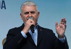 Başbakan Yıldırım:Bütün terör örgütlerinin hesabını göreceğiz