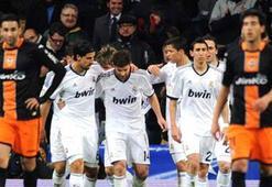 Real Madride kupa morali: 2-0